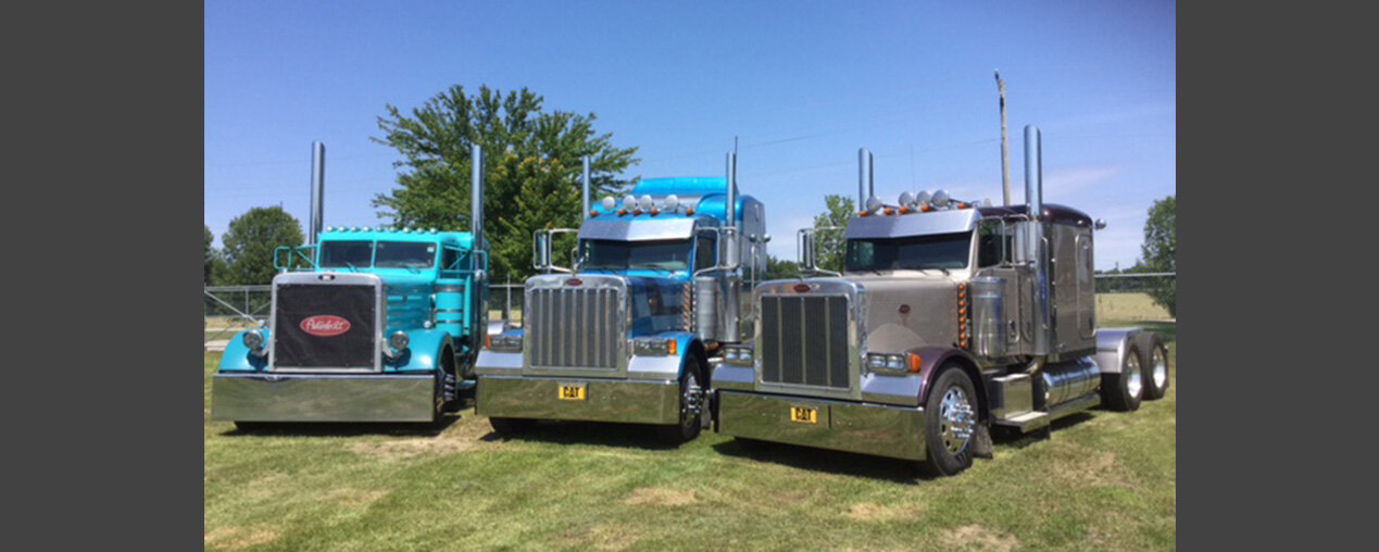 Over The Road Tractors : Over the road equipment sales and leasing inc offers a